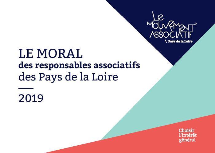 Opinion des responsables associatifs ligériens 2019
